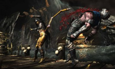 mortal kombat fighting game fatality