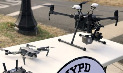 nypd will use drones in some police functions