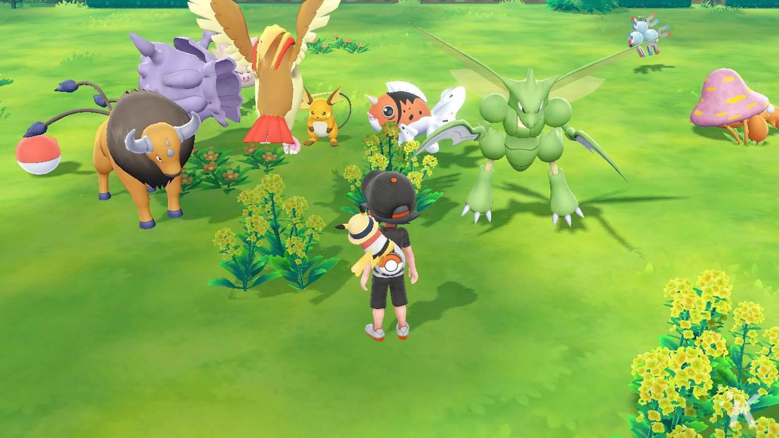 pokemon let's go review