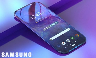 samsung bezel-less phone