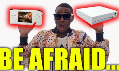 soulja boy console be afraid