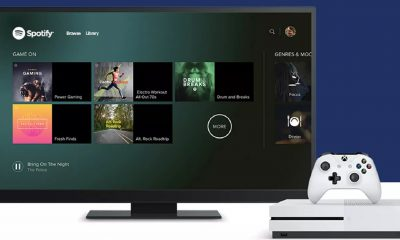 spotify gets cortana functionality on xbox one