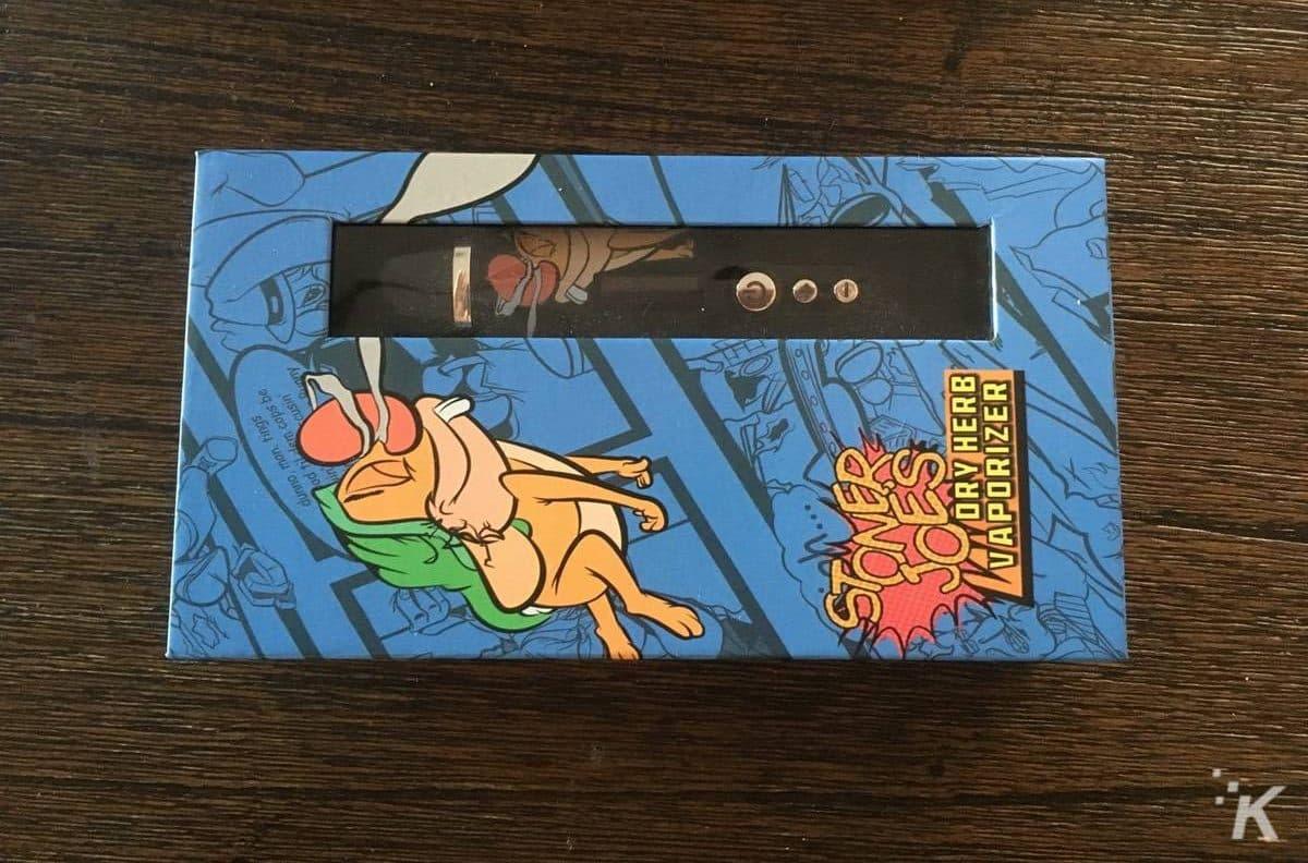 stoner joe vaporizer from ny vape shop