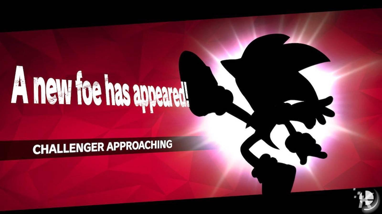 super smash bros ultimate foe screen