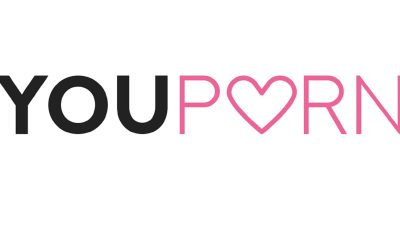 youporn logo on white background