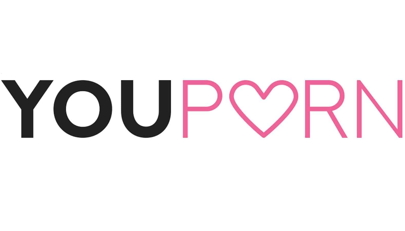 youporn logo on white background