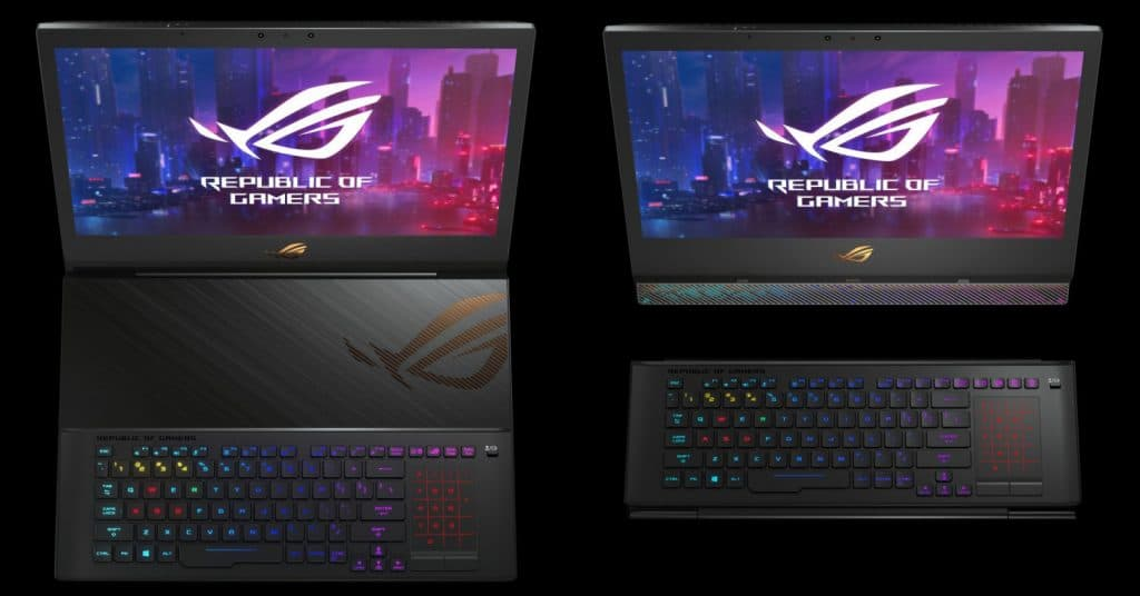 asus rog mothership gaming laptop