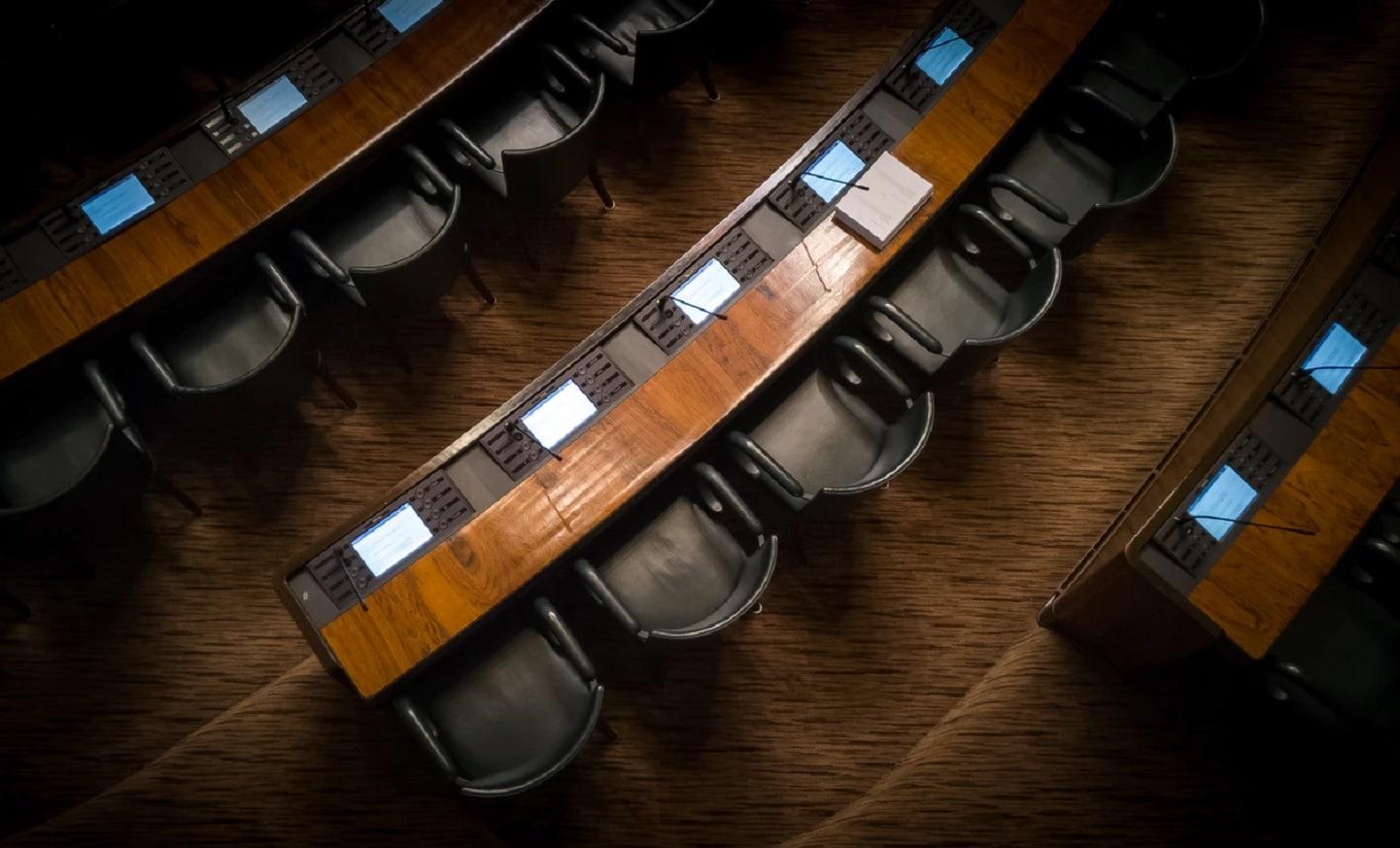 congress empty seats government shutdown