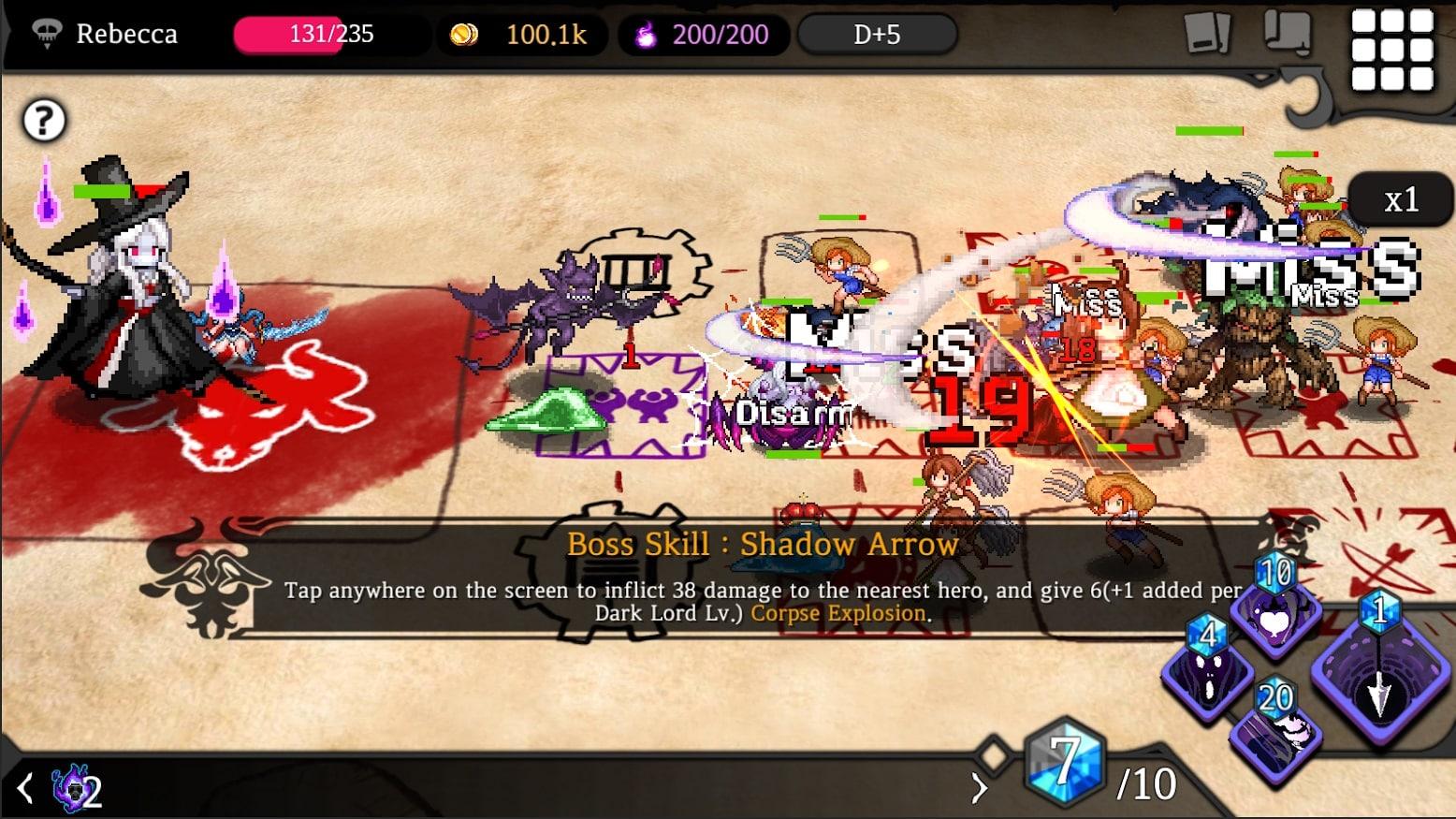 dungeon maker gameplay