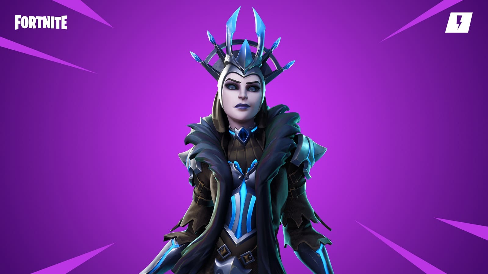 fortnite patch showing new character ice queen