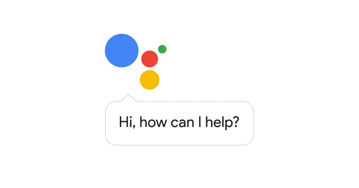 google assistant asking if you need help