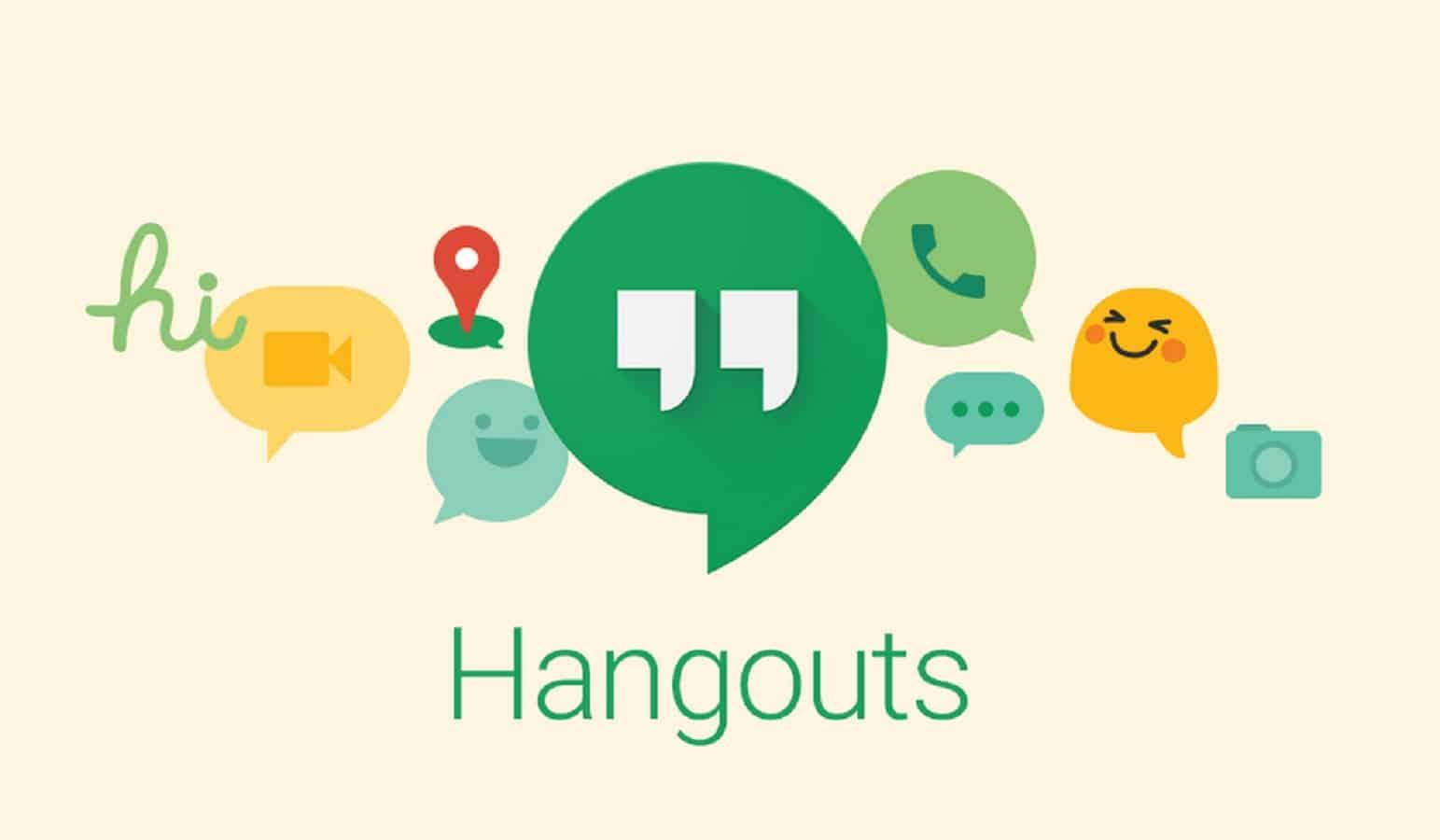 google hangouts logo