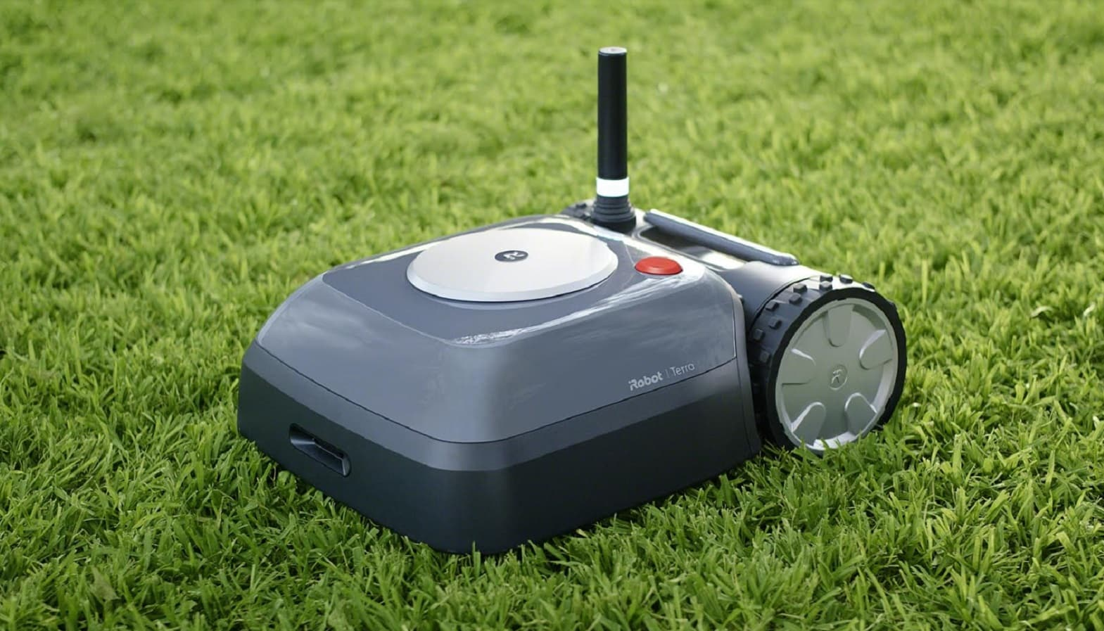 irobot terra lawn mower