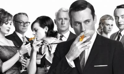 mad men stars replacing cigarettes with kazoos