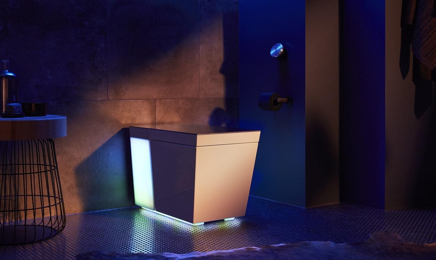kohler numi 2.0 smart toilet with amazon alexa