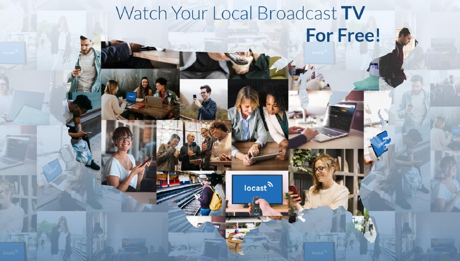locast local tv streaming