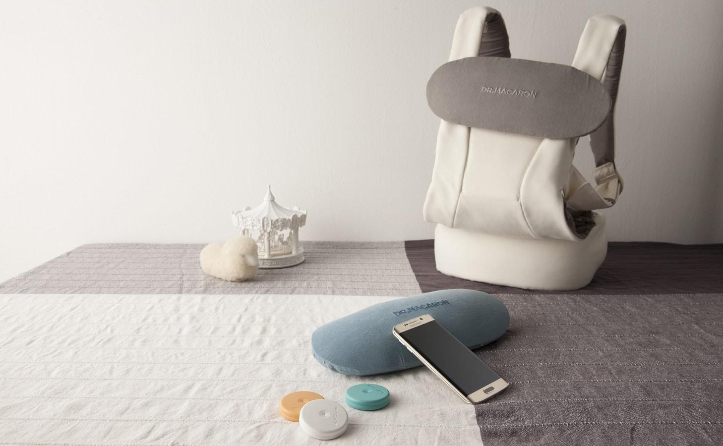monit smart diaper sensor