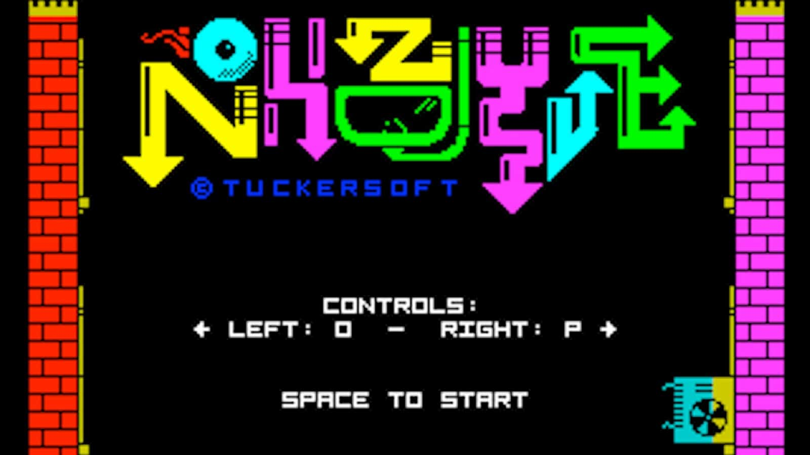 nohzdyve loading screen from bandersnatch