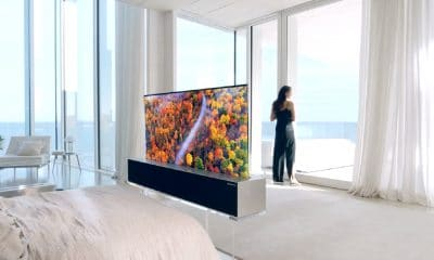 lg signature oled tv r in bedroom