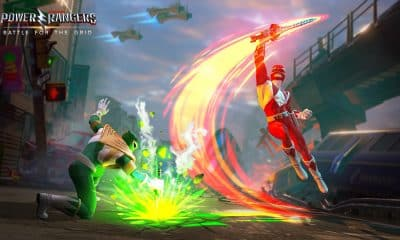 power rangers fighting game