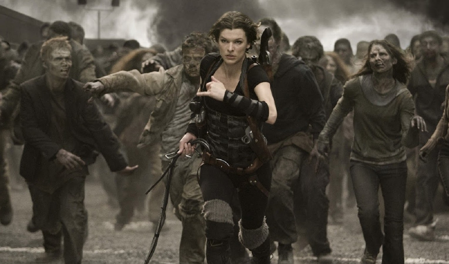 A new report claims Netflix is working on its own Resident Evil series