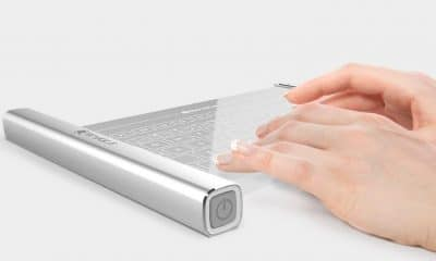 royole rollable keyboard ces 2019