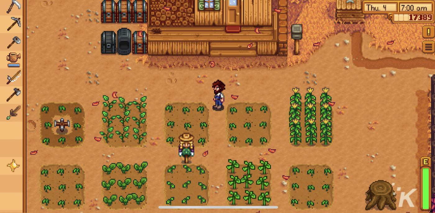 Stardew Valley on iOS may be the best way to enjoy the farming simulator