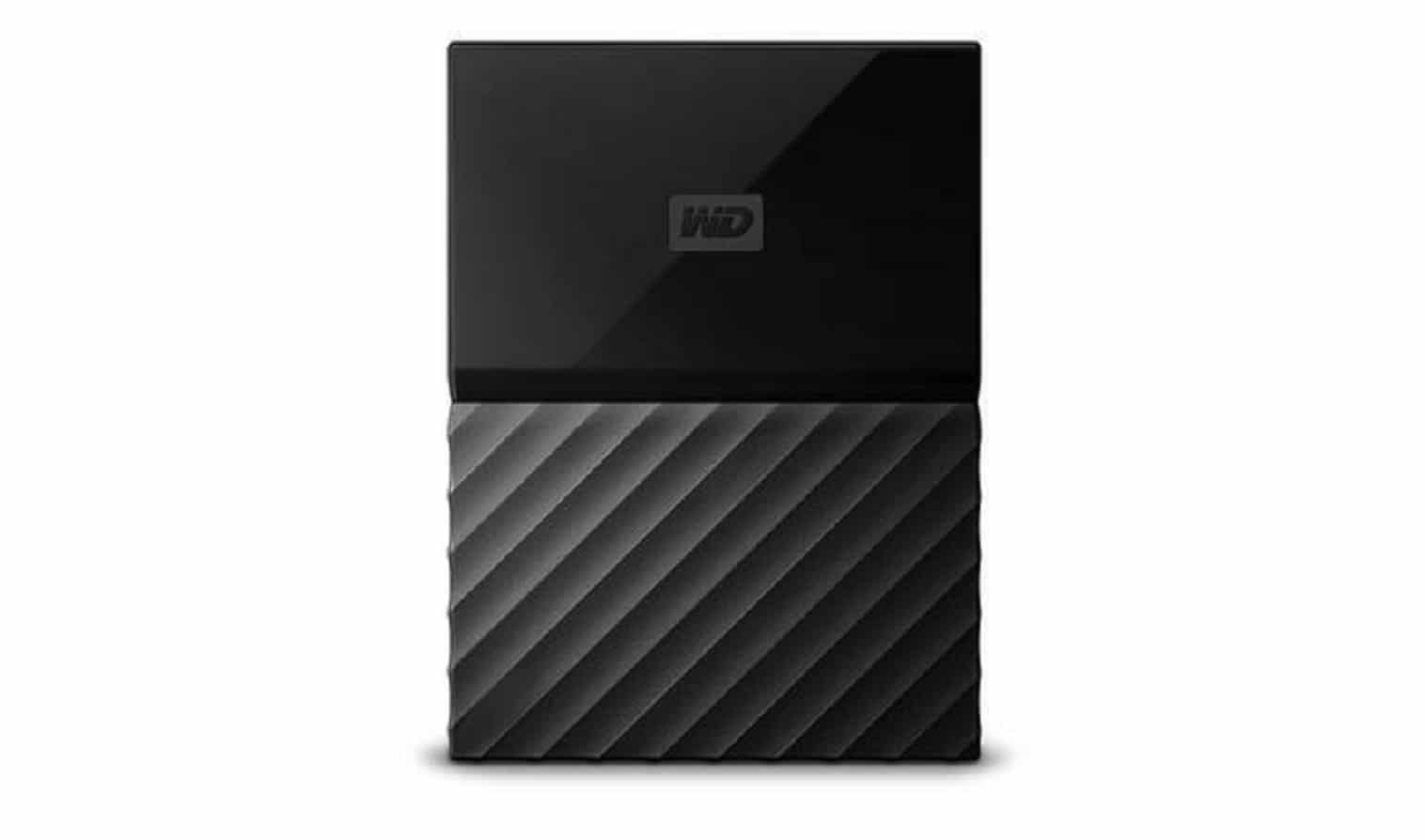 western digital external hard drive 2tb storage