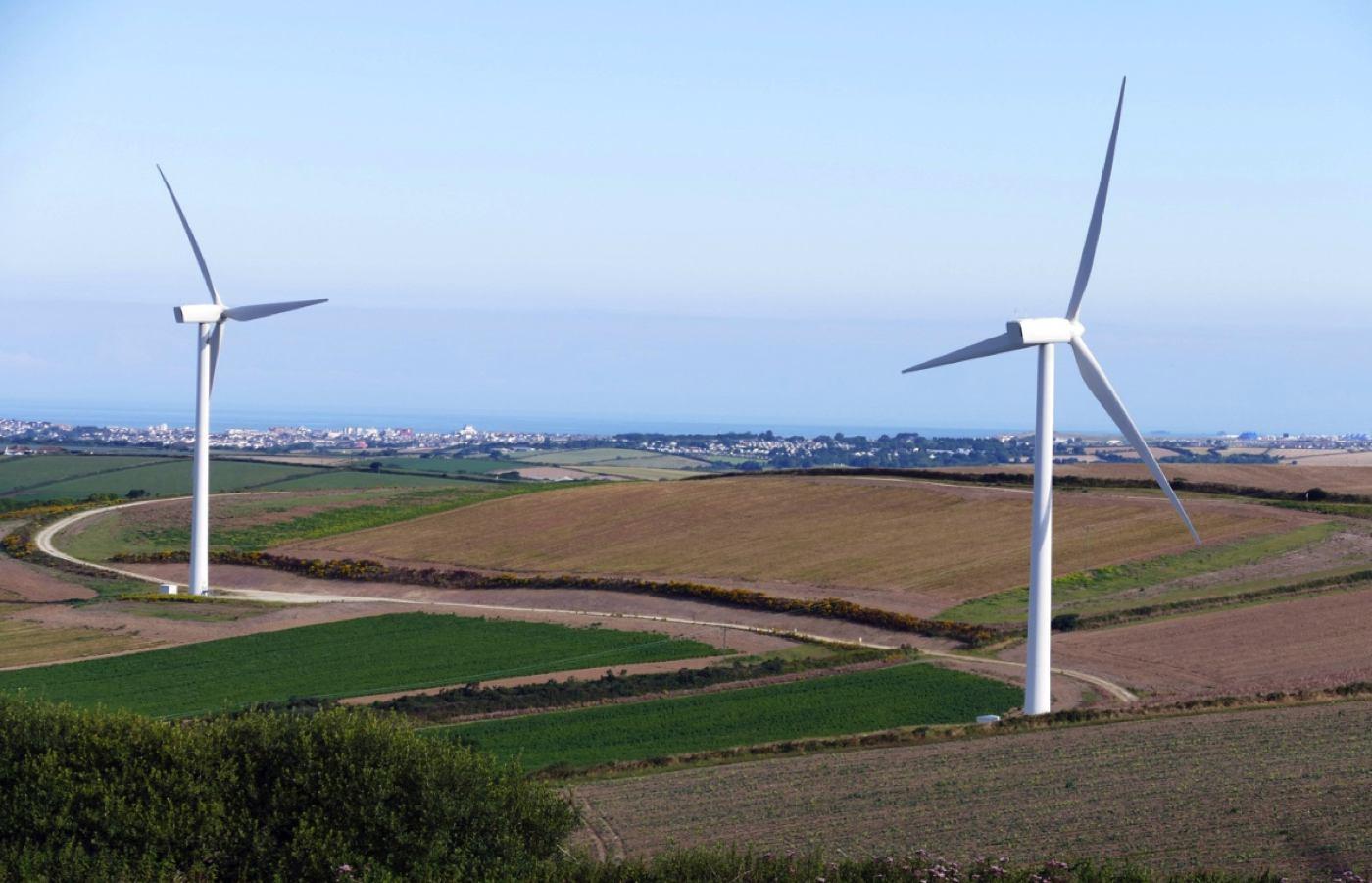 wind mills energy