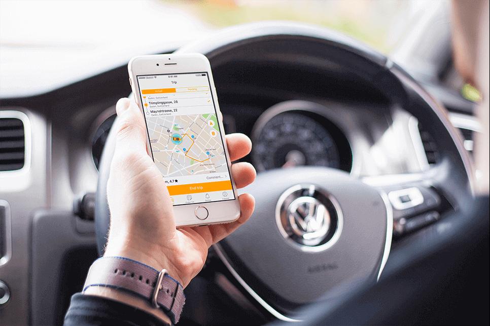 7likes taxi app