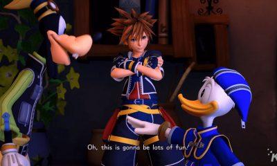 kingdom hearts 3 cutscene