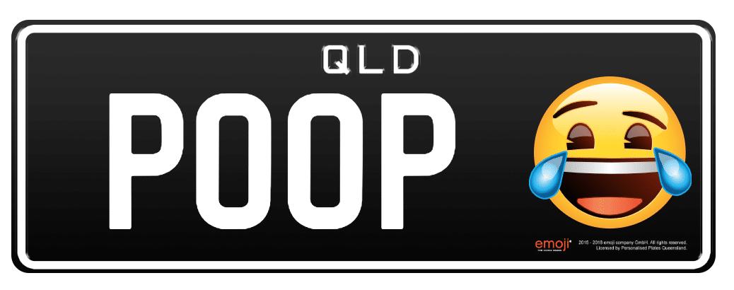 queensland australia license plate