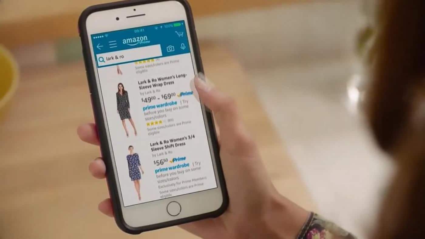 amazon online shopping mobile