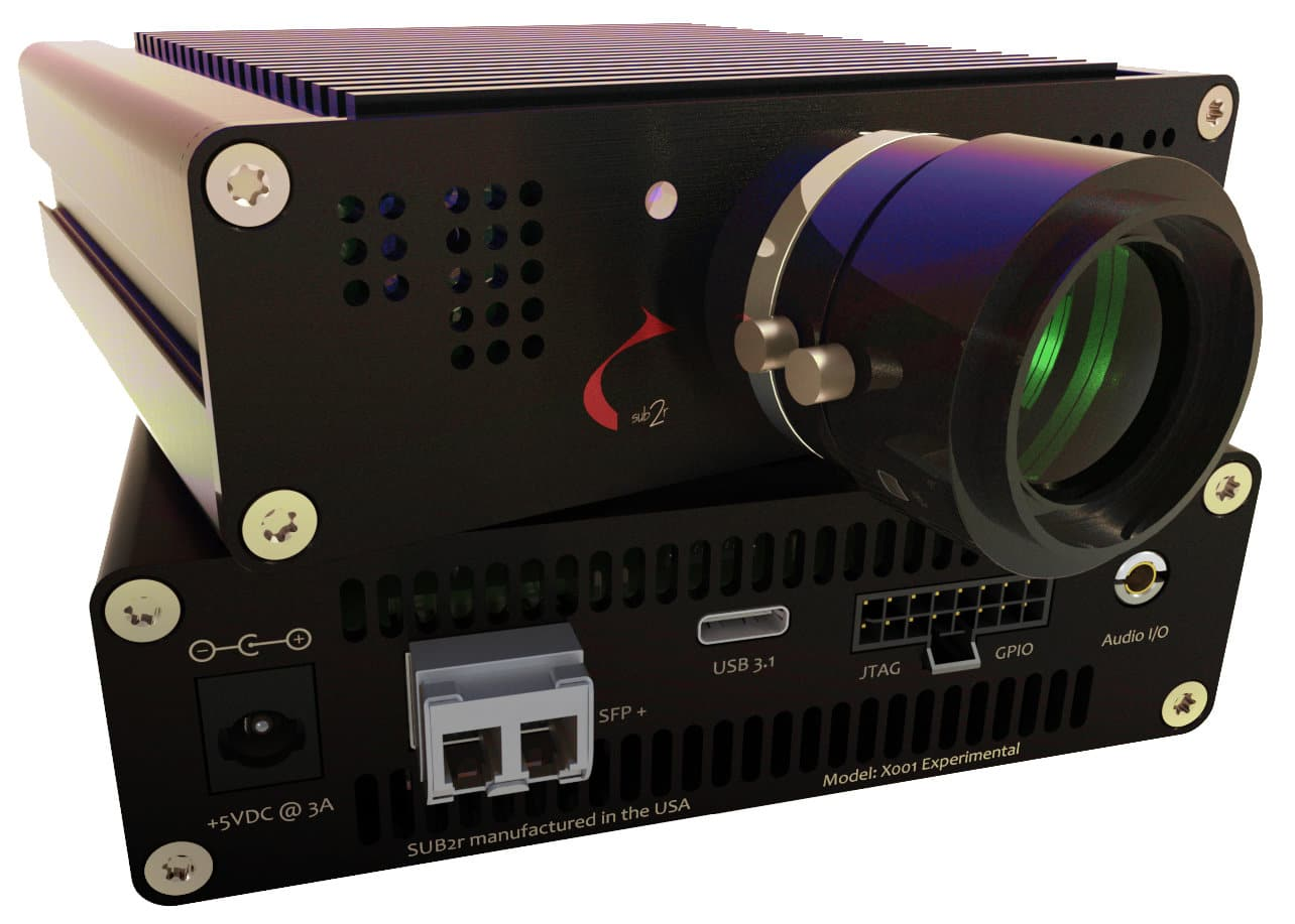 SUB2r modular camera