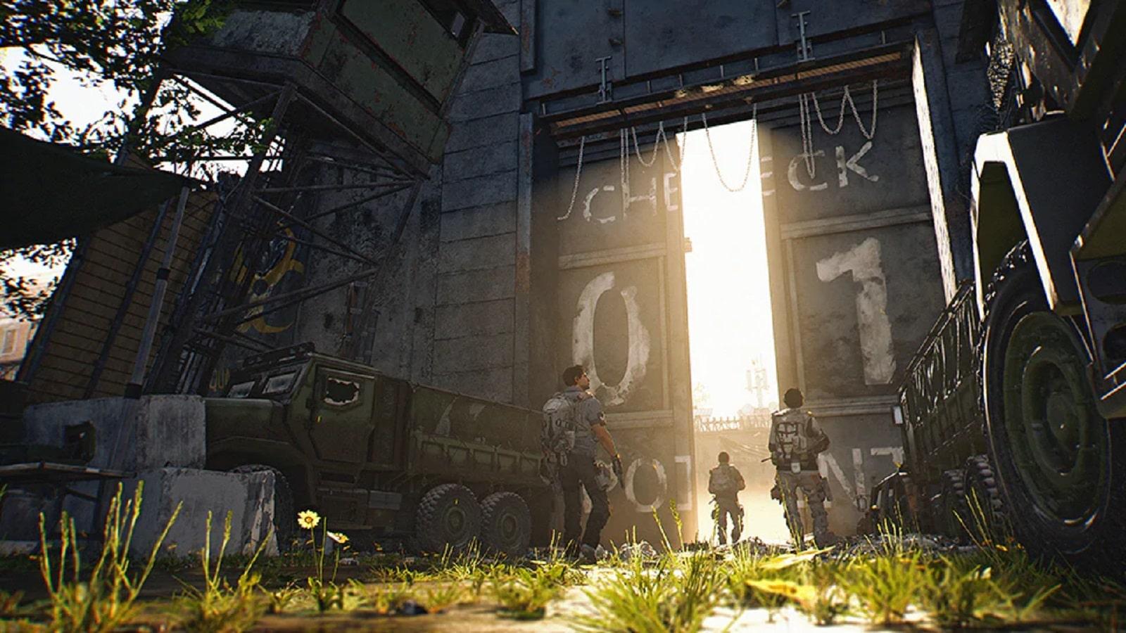 division 2 gameplay