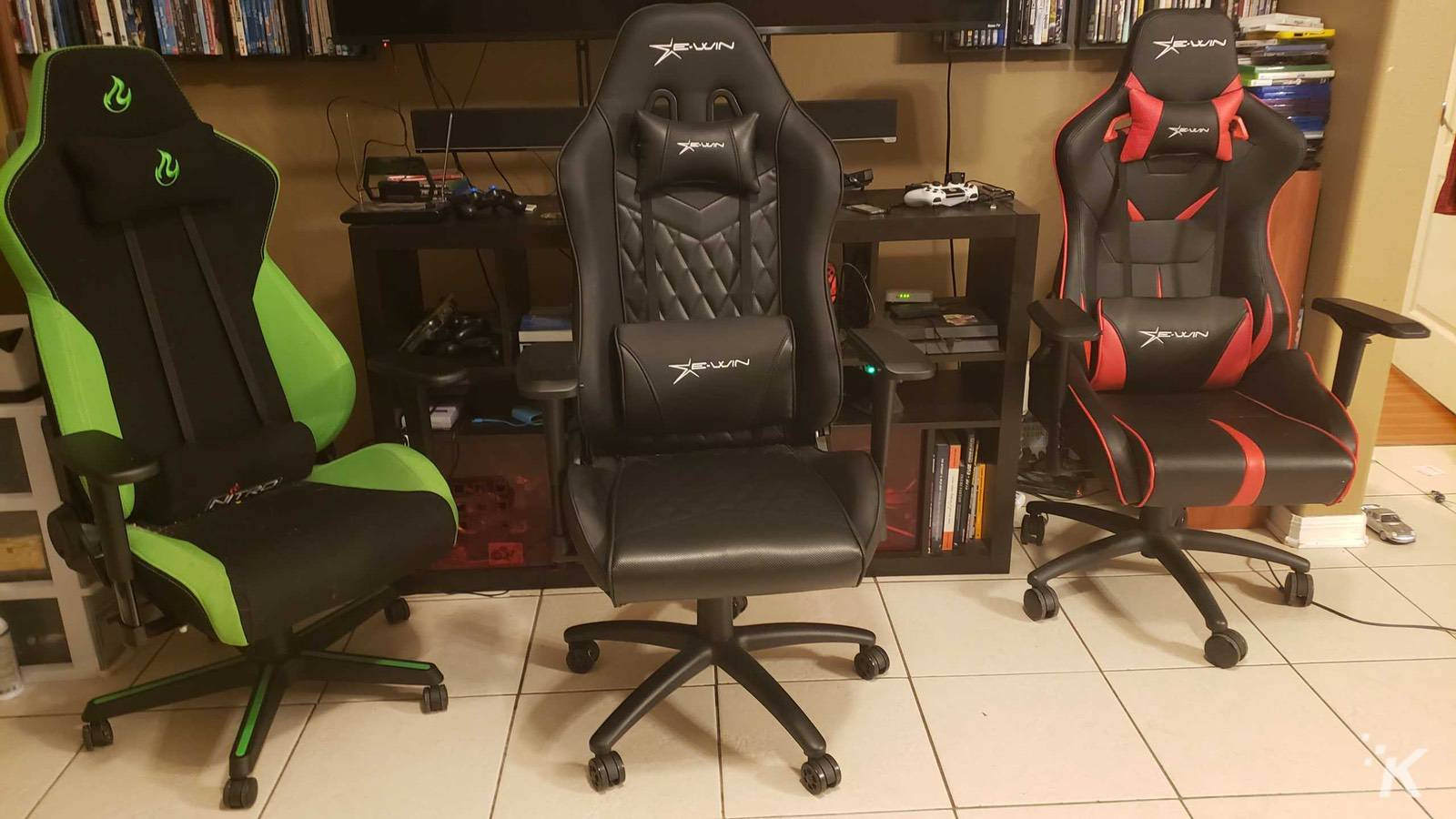 e-win gaming chair review