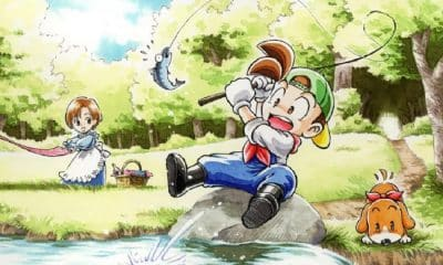 harvest moon artwork