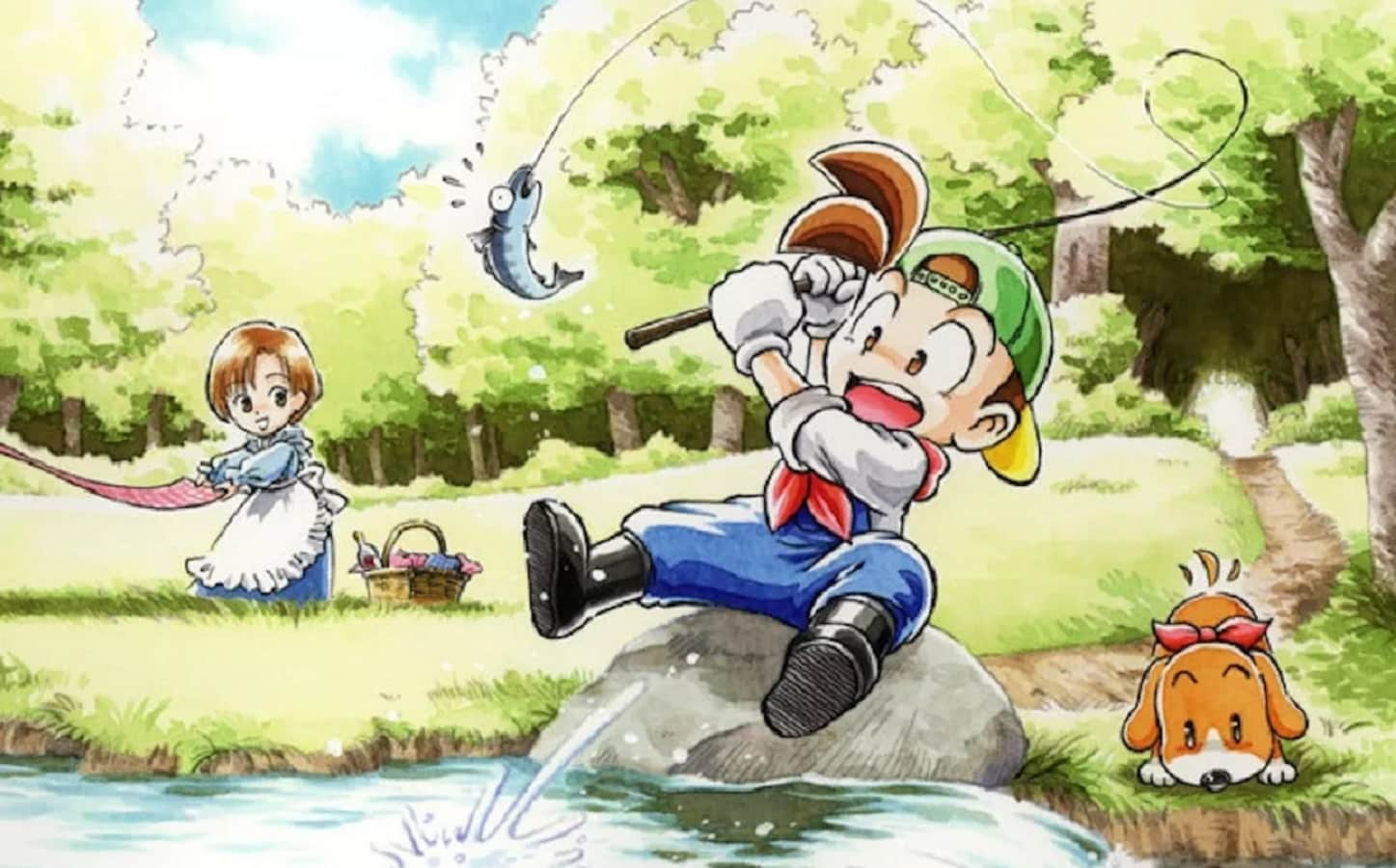 Give me an MMO farming game like Harvest Moon and I'll be
