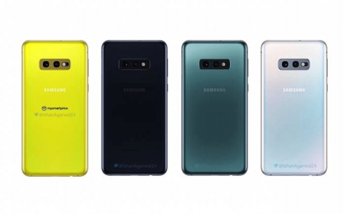 samsung s10 colors