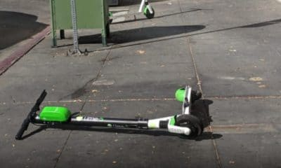 lime scooter crash