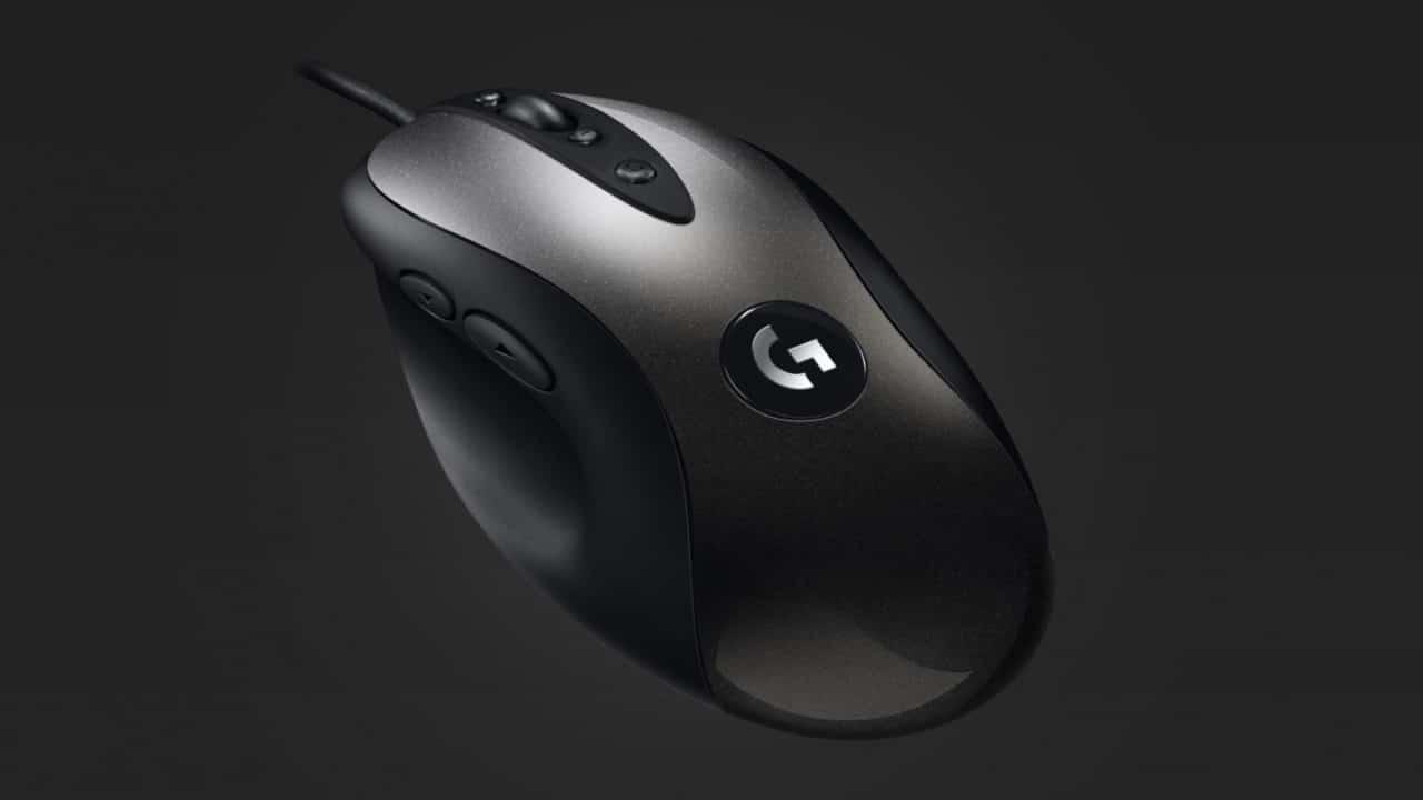 logitech mx518 mouse