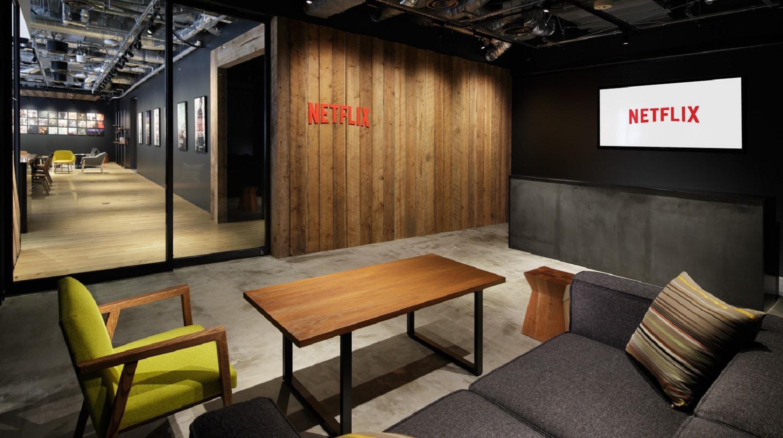 netflix offices