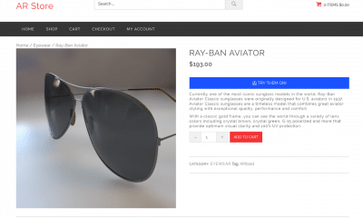 nextechar sunglasses