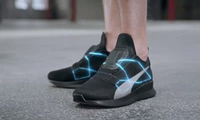 puma self-lacing shoes