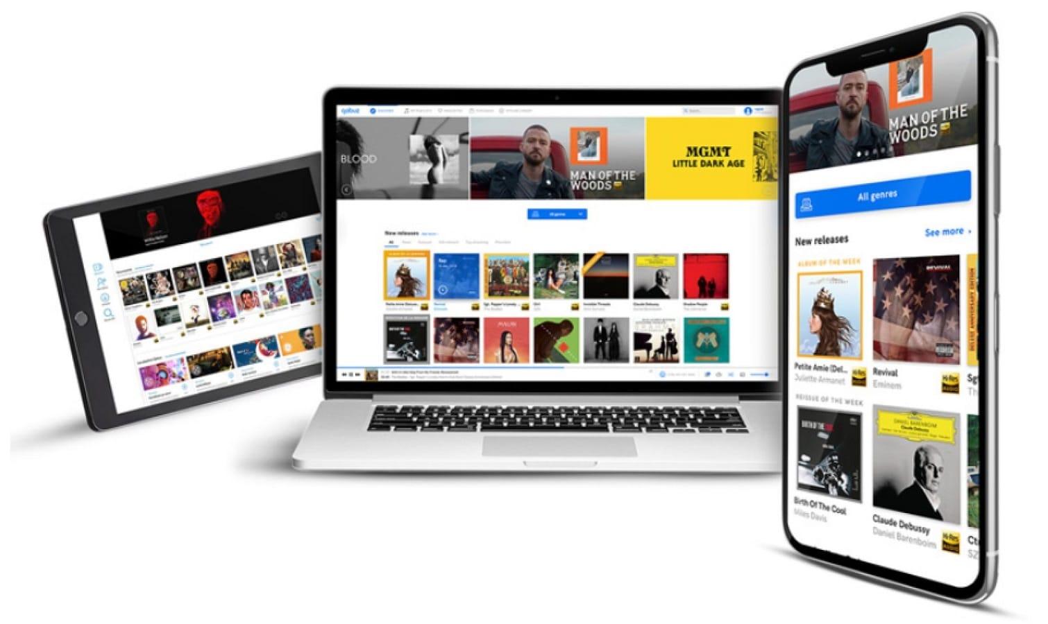 qobuz high quality audio streaming