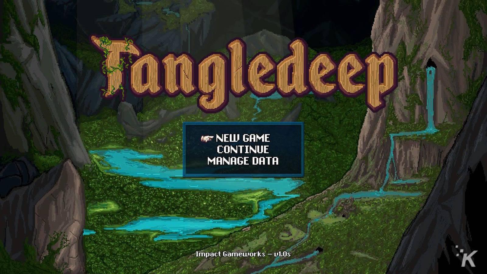 Tangledeep nintendo switch review