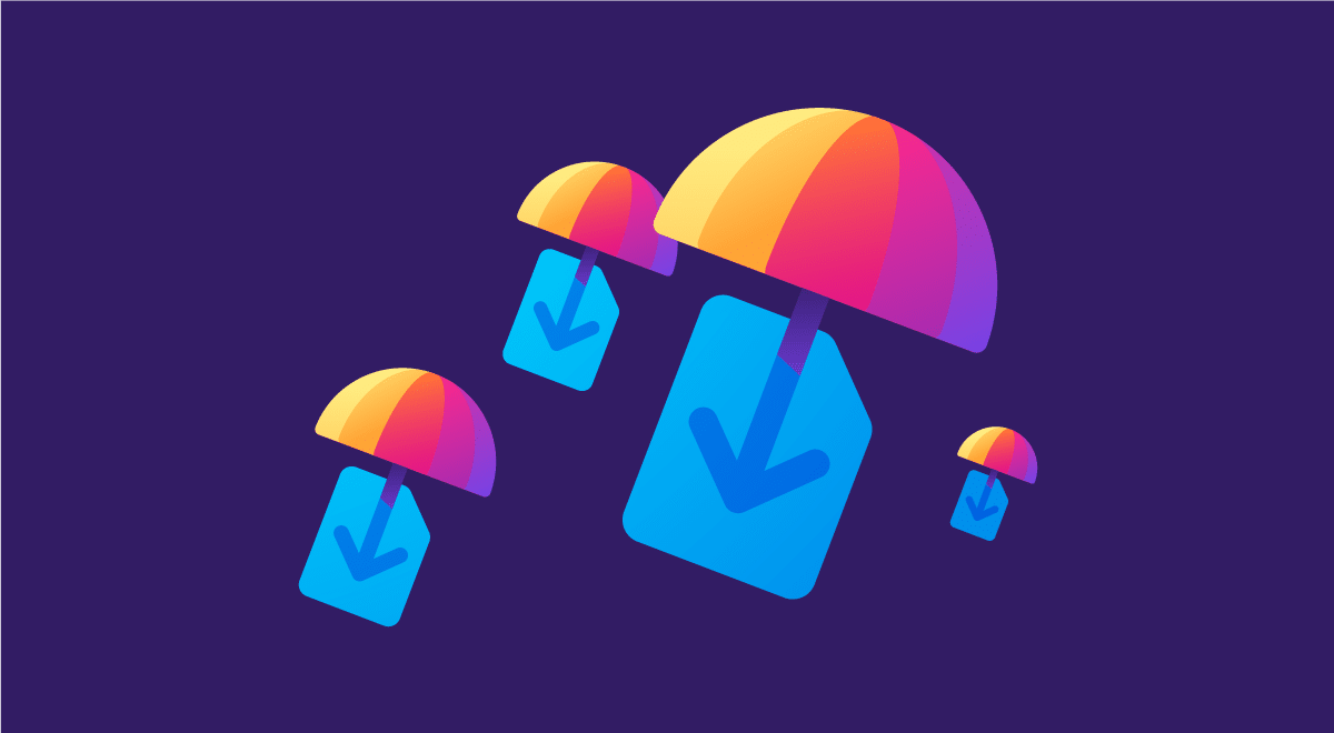 firefox send download feature