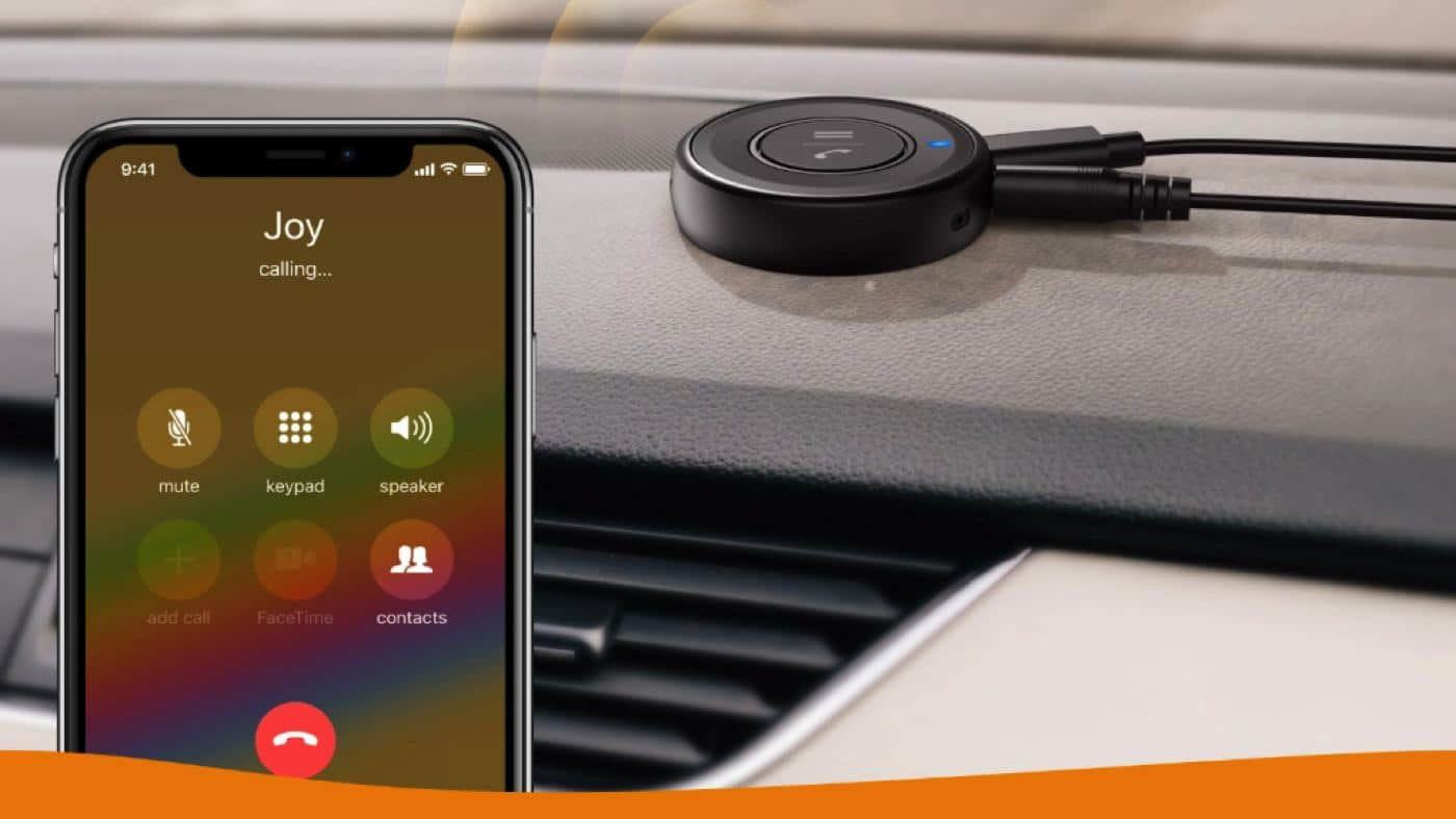 This $9 adapter adds Bluetooth to any car