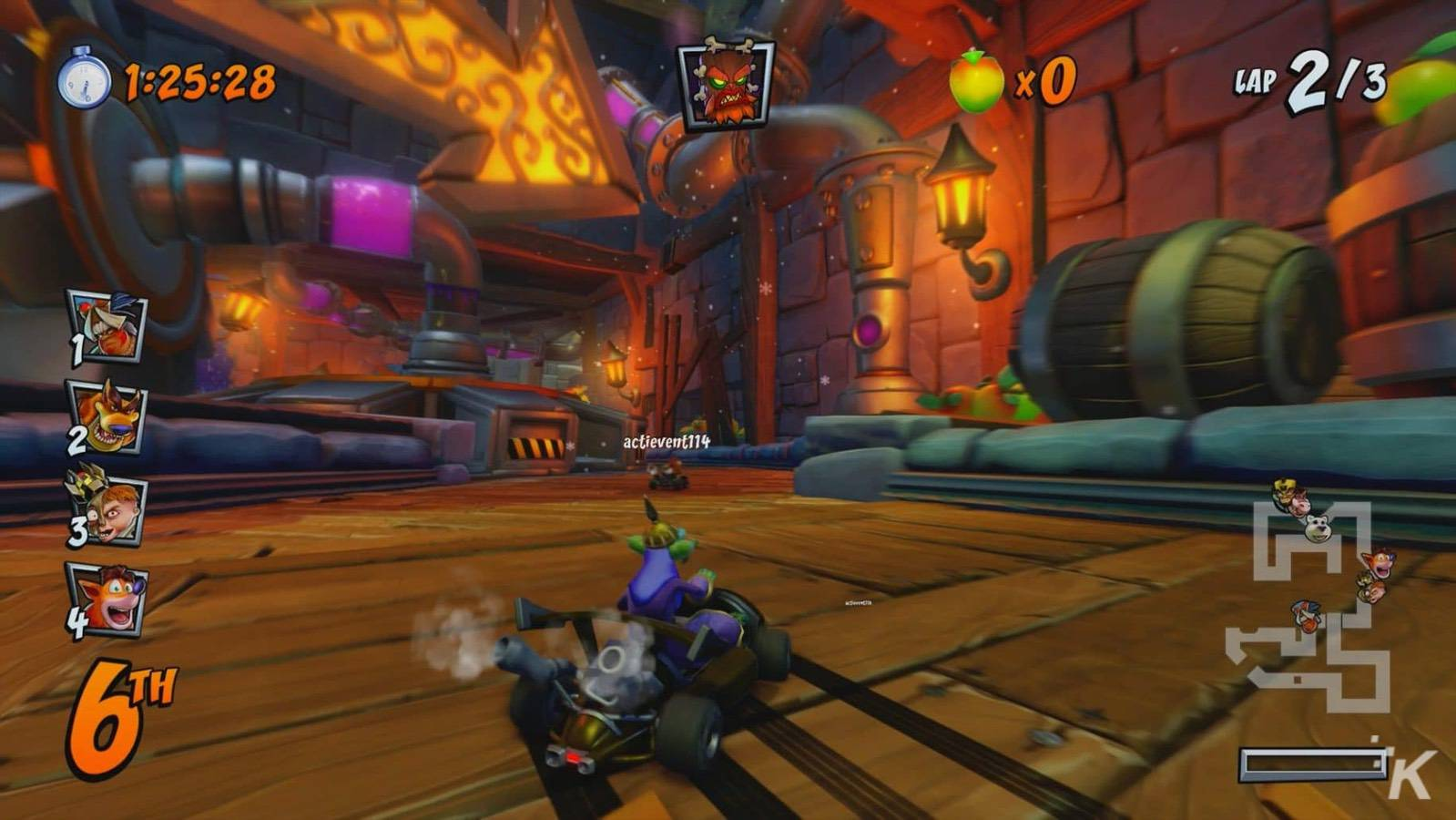 Crash Team Racing: Nitro Fueled may be the Dark Souls of kart racers