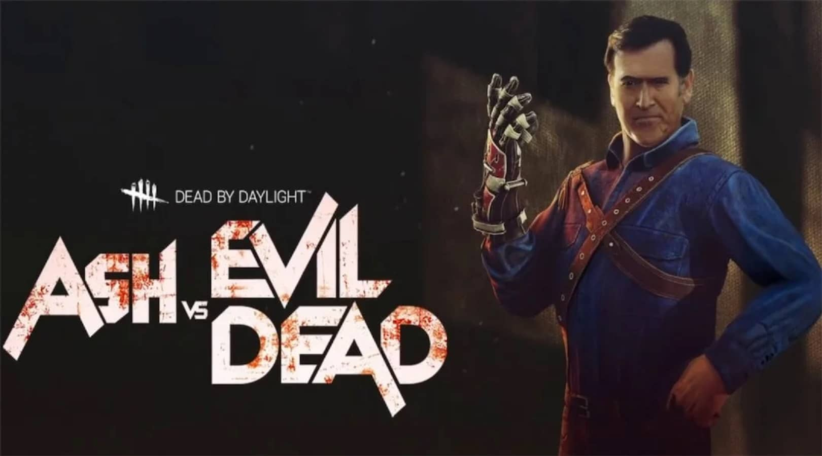 dead by daylight sees ash from evil dead join the fight